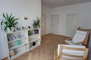 Gasser Apartments - Apartments Karlskirche, Apartmány  Viedeň - big - 43