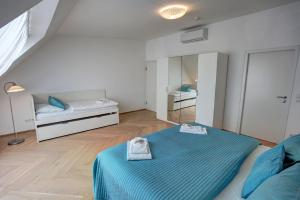 Gasser Apartments - Apartments Karlskirche, Apartmány  Viedeň - big - 29