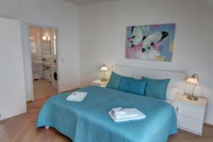 Gasser Apartments - Apartments Karlskirche, Apartmány  Viedeň - big - 24