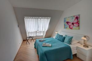 Gasser Apartments - Apartments Karlskirche, Apartmány  Viedeň - big - 20