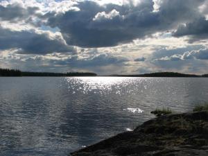 Ollilan Lomamajat, Holiday homes  Kuusamo - big - 181