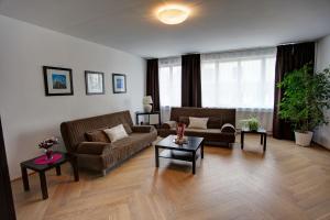 Gasser Apartments - Apartments Karlskirche, Apartmány  Viedeň - big - 11