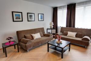 Gasser Apartments - Apartments Karlskirche, Apartmány  Viedeň - big - 65