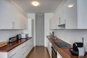 Gasser Apartments - Apartments Karlskirche, Apartmány  Viedeň - big - 63