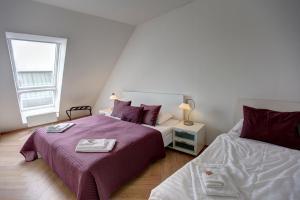 Gasser Apartments - Apartments Karlskirche, Apartmány  Viedeň - big - 55