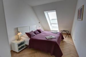 Gasser Apartments - Apartments Karlskirche, Apartmány  Viedeň - big - 14