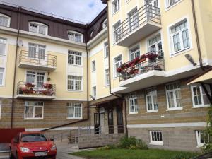 Апартаменты Светлана, Стрельна