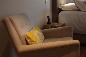 Petit Hôtel Confidentiel, Отели  Шамбери - big - 75