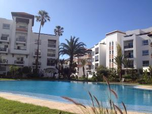 Appartement De Luxe Marina Agadir, Appartamenti  Agadir - big - 4