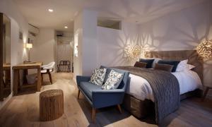 Petit Hôtel Confidentiel, Отели  Шамбери - big - 80