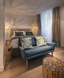 Petit Hôtel Confidentiel, Отели  Шамбери - big - 40
