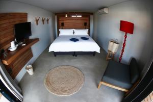Двухместный номер Делюкс с 1 кроватью