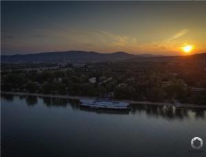 Aquamarina Hotel, Imbarcazioni  Budapest - big - 34