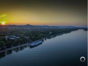 Aquamarina Hotel, Imbarcazioni  Budapest - big - 37