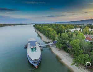 Aquamarina Hotel, Imbarcazioni  Budapest - big - 36