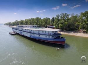 Aquamarina Hotel, Imbarcazioni  Budapest - big - 35