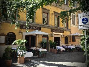 Trastevere Maus Rooms