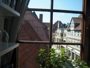 Ferienwohnungen Marktstrasse 15, Apartmány  Quedlinburg - big - 62