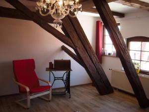 Ferienwohnungen Marktstrasse 15, Apartmány  Quedlinburg - big - 64