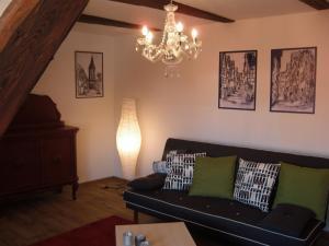 Ferienwohnungen Marktstrasse 15, Apartmány  Quedlinburg - big - 65