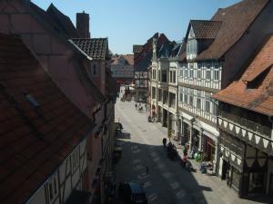 Ferienwohnungen Marktstrasse 15, Apartmány  Quedlinburg - big - 66