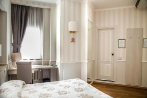 Hotel Flora, Отели  Милан - big - 15