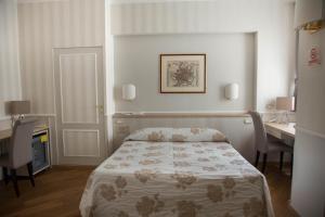 Hotel Flora, Отели  Милан - big - 16