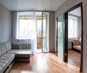 Domumetro na Kahovskoy, Apartmanok  Moszkva - big - 8