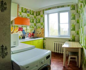 Domumetro na Kahovskoy, Apartmanok  Moszkva - big - 7