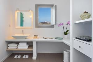Villa Irini Fira - Adults Only, Apartmanok  Fíra - big - 9