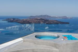 Villa Irini Fira - Adults Only, Apartmanok  Fíra - big - 7