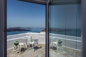 Villa Irini Fira - Adults Only, Apartmanok  Fíra - big - 26