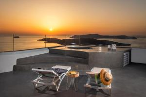 Villa Irini Fira - Adults Only, Apartmanok  Fíra - big - 28