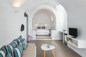Villa Irini Fira - Adults Only, Apartmanok  Fíra - big - 63