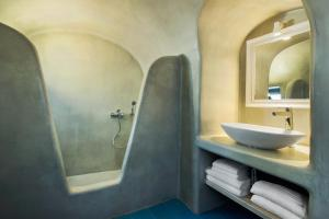Villa Irini Fira - Adults Only, Apartmanok  Fíra - big - 35