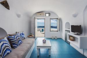 Villa Irini Fira - Adults Only, Apartmanok  Fíra - big - 62