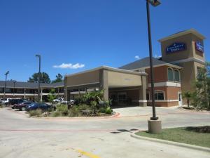 Executive Inn and Suites Tyler, Мотели  Tyler - big - 19