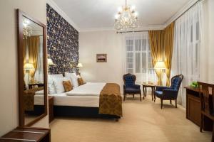 Hotel Katerina, Отели  Зноймо - big - 32