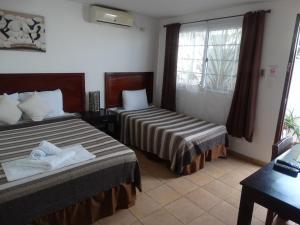 Posada del Mar, Отели типа «постель и завтрак»  Las Tablas - big - 4