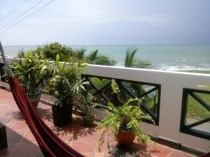 Posada del Mar, Отели типа «постель и завтрак»  Las Tablas - big - 19