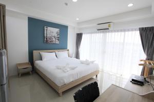 Living by Grace, Apartments  Thalang - big - 14