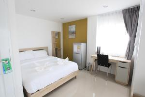 Living by Grace, Apartments  Thalang - big - 9