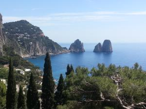 Villa Helios, Hotely  Capri - big - 38
