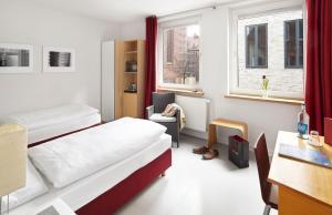 Hotel an der Marienkirche, Hotels  Lübeck - big - 11