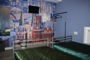 Hotel Le Voyage, Hotels  Samara - big - 27