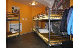 Hotel Le Voyage, Hotels  Samara - big - 29