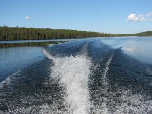 Ollilan Lomamajat, Nyaralók  Kuusamo - big - 161