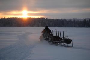 Ollilan Lomamajat, Holiday homes  Kuusamo - big - 160
