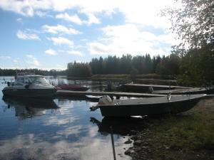 Ollilan Lomamajat, Nyaralók  Kuusamo - big - 136