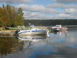 Ollilan Lomamajat, Nyaralók  Kuusamo - big - 137